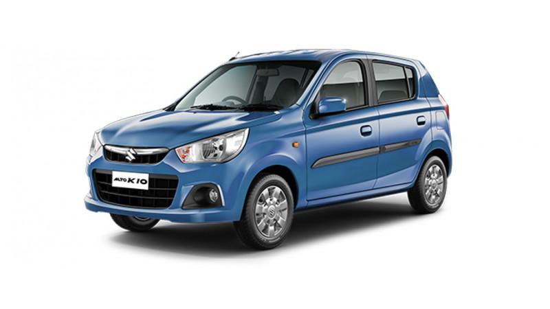 How does Renault Kwid AMT fare against Maruti Suzuki Alto K10 AMT