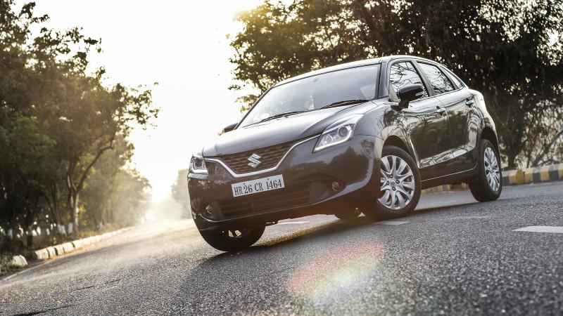 Maruti Suzuki Baleno claims the second position in overall sales in March 2017