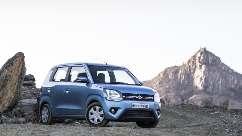 Maruti Suzuki Wagon R CNG launched at Rs 4.84 lakhs