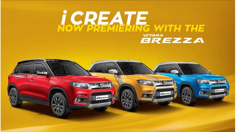 Maruti Suzuki introduces iCreate personalisation feature