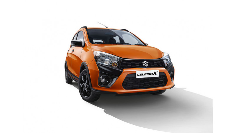Maruti Suzuki CelerioX now available in India at Rs 4.57 lakhs