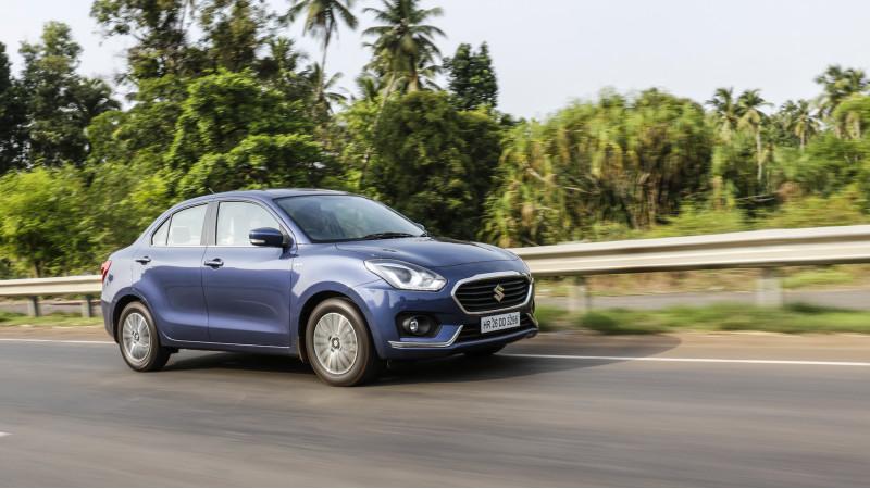 Maruti Suzuki sells over 30,000 units of Dzire in August 2017