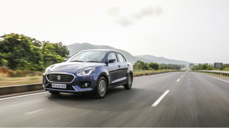 Maruti Suzuki Dzire is the fastest selling vehicle to cross the one lakh unit sales mark