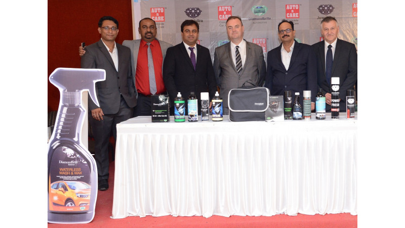 International car-care brand Diamondbrite enters India