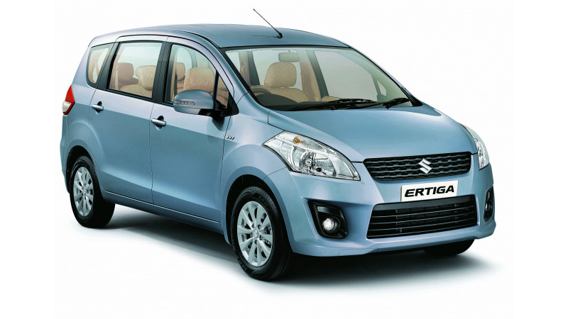 Suzuki introduces Ertiga with automatic gearbox in Indonesia