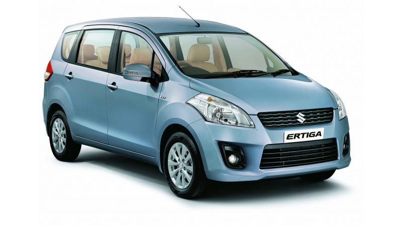 Suzuki introduces Ertiga with automatic gearbox in Indonesia
