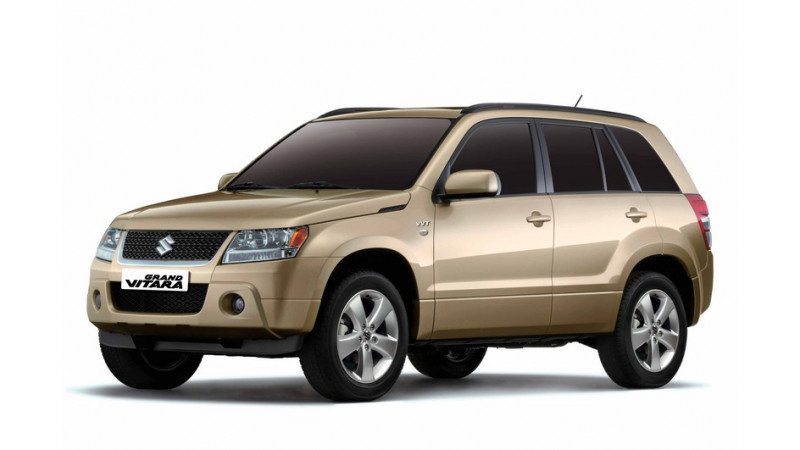 Grand Vitara to be seen on Indian turn in a revamped version in 2015