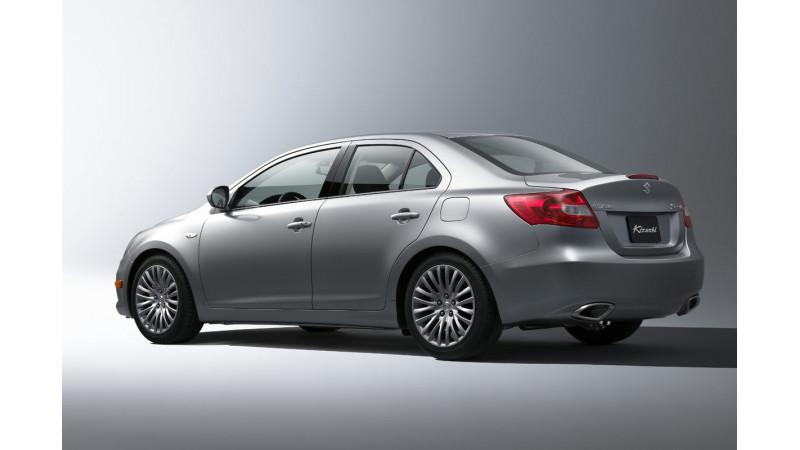 Suzuki Authentics concept: A promising Kizashi replacement
