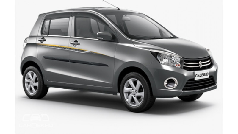 Maruti Suzuki Celerio Limited Edition launched