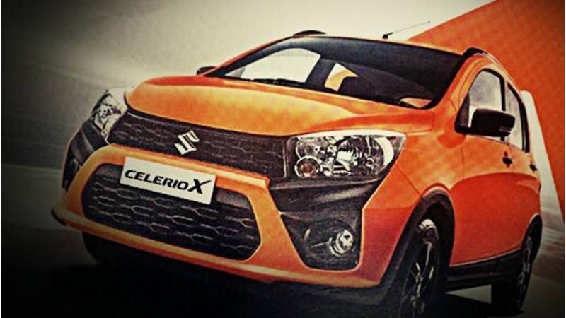 Maruti Suzuki likely to launch Celerio X in India soon