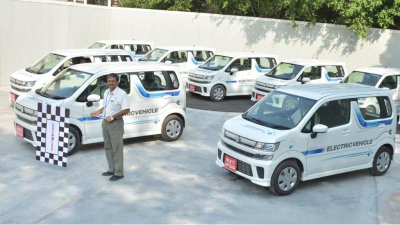 Maruti Suzuki kicks-off field testing of electric vehicles