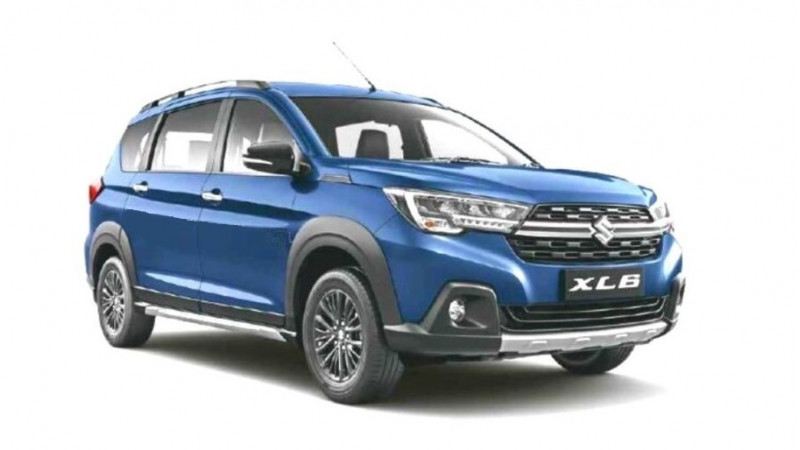 Maruti Suzuki XL6 to be offered in two variants and six colours