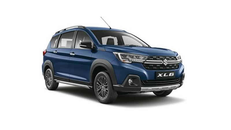 Maruti Suzuki XL6 introduced in India at Rs 9.79 lakhs