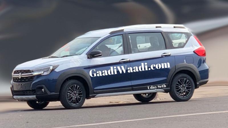 Maruti to launch XL6 in India tomorrow
