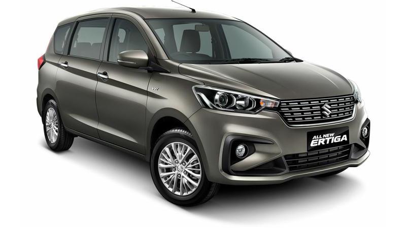 2018 Maruti Suzuki Ertiga variants explained