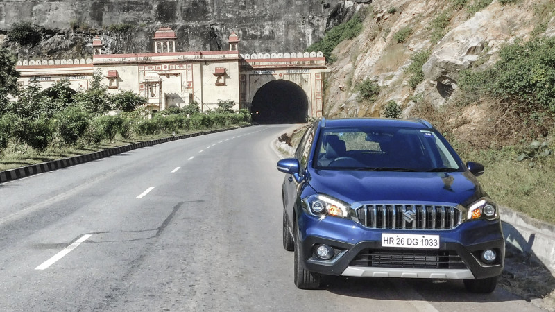 Maruti Suzuki S-Cross facelift: What else can you buy