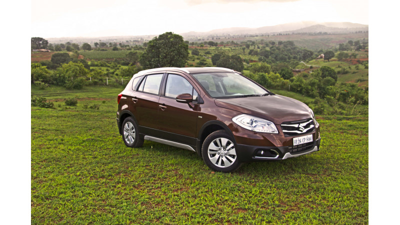 Maruti Suzuki S-Cross 1.6 to be available in Alpha trim only