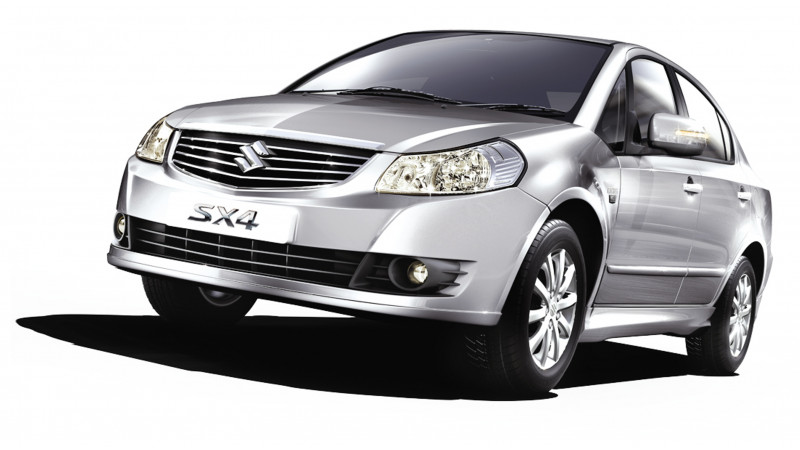 2013 Maruti Suzuki SX4 facelift model launched with unchanged prices