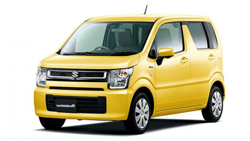 2018 Suzuki Wagon R and Stingray revealed