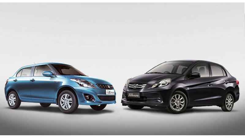 Maruti DZire Mileage Rally aims to draw attention away from Honda Amaze