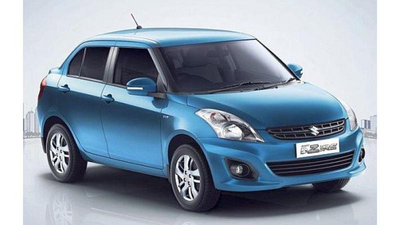 Maruti Suzuki Swift DZire made in India introduced in Colombia