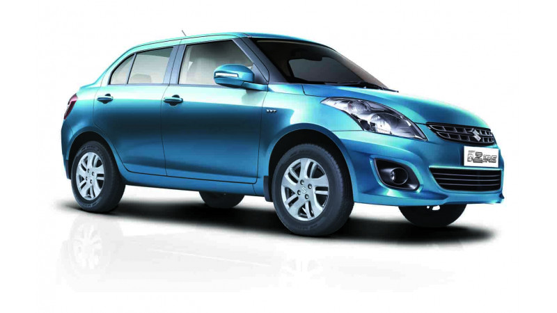 Maruti Suzuki Swift DZire replaces Alto as India's top selling car