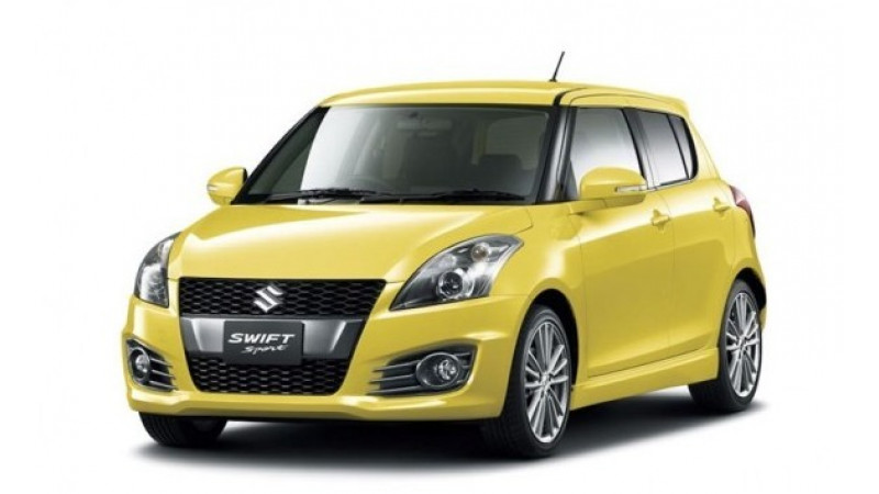 Suzuki Swift Sport to be seen in Malaysia; India not on the radar yet
