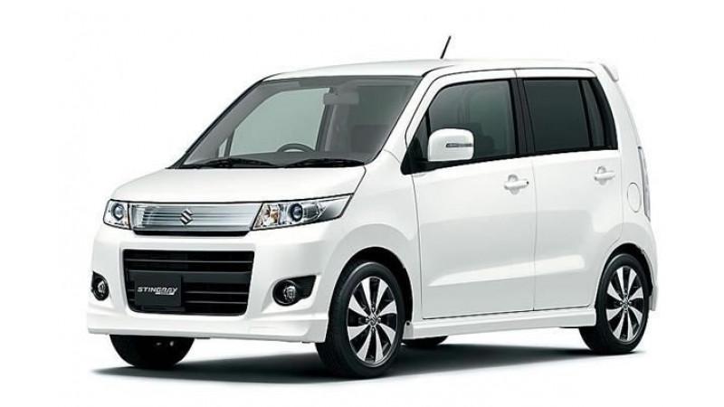 Maruti Suzuki WagonR Stingray expected to hit Indian roads soon