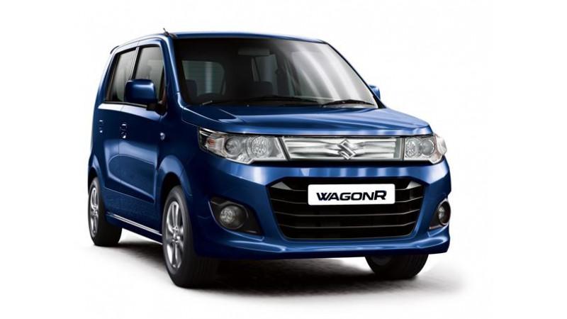 Maruti Suzuki WagonR VXi+ launched at Rs 4.69 lakh