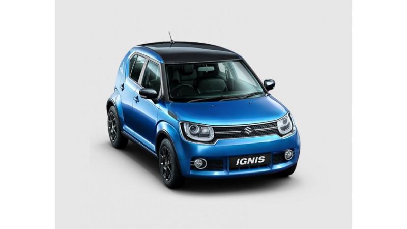 Maruti Suzuki Ignis variants details inside