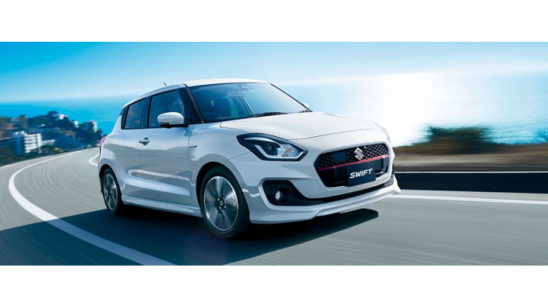 New Suzuki Swift - All you need to know