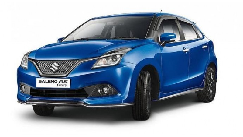 Specification sheet of Maruti Suzuki Baleno RS leaked