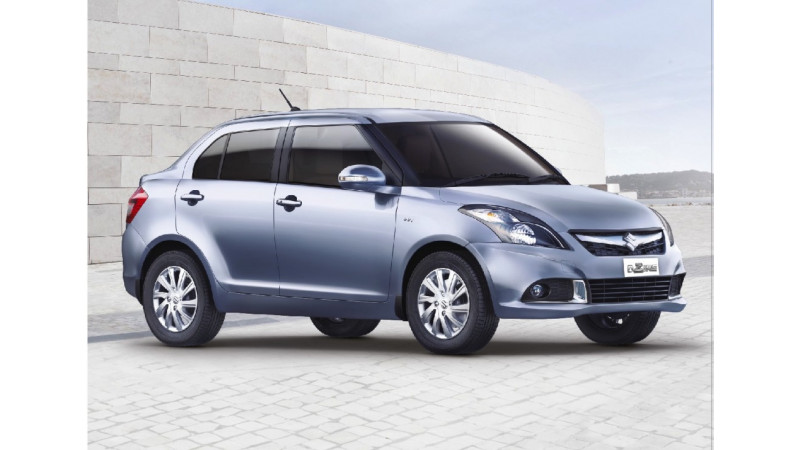 Maruti Swift Dzire facelift launched at Rs. 5.07 lakh