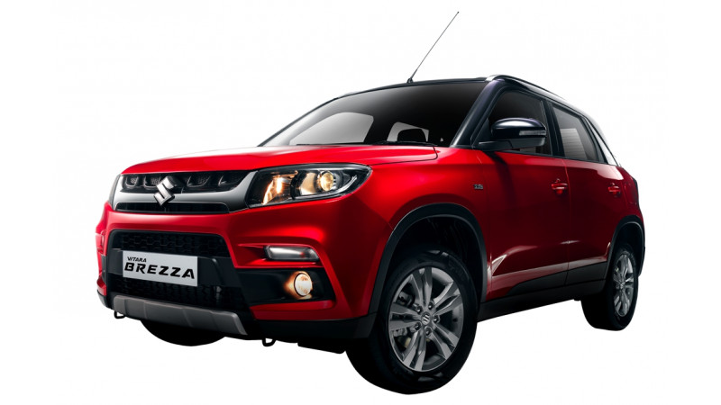 Auto Expo 2016: Maruti Vitara Brezza makes its global debut