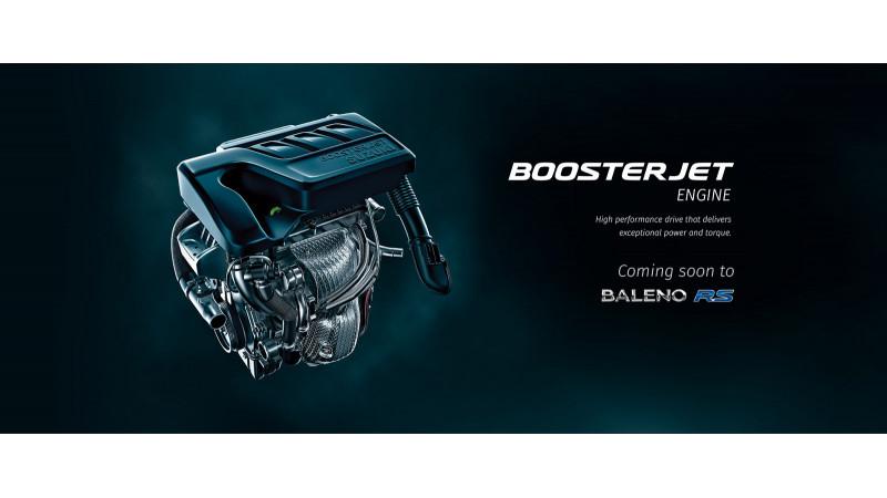 Maruti Suzuki starts teasing the Baleno RS before its launch