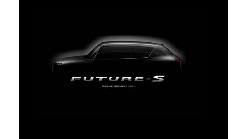 Maruti Suzuki teases Future S Compact SUV concept ahead of Auto Expo debut