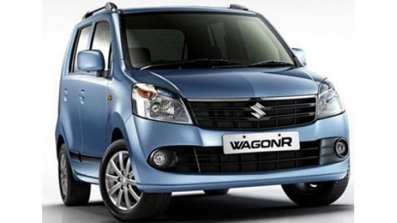 Maruti Suzuki WagonR reaches 2-million unit sales