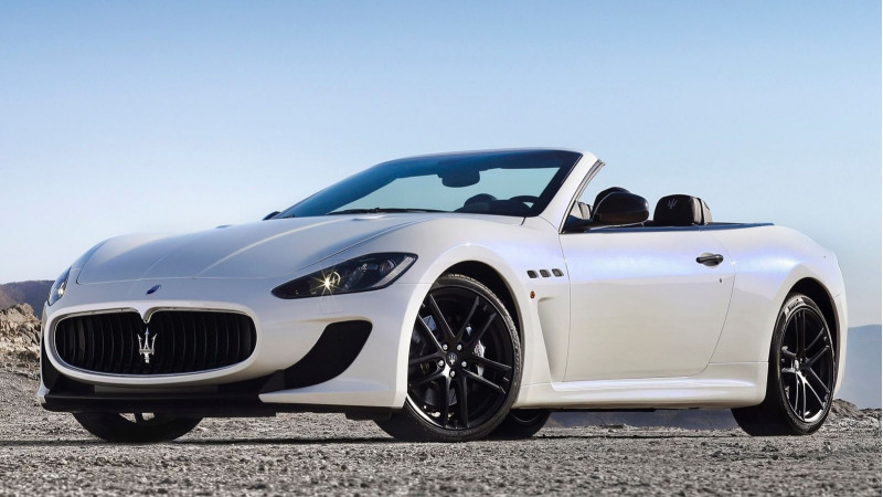 Maserati recalls GranTurismo and GranCabrio in the US