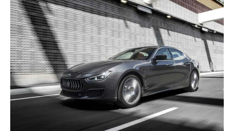 Reasons to buy the 2018 Maserati Ghibli