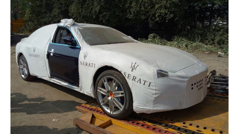 Maserati begins deliveries for Quattroporte GTS in India