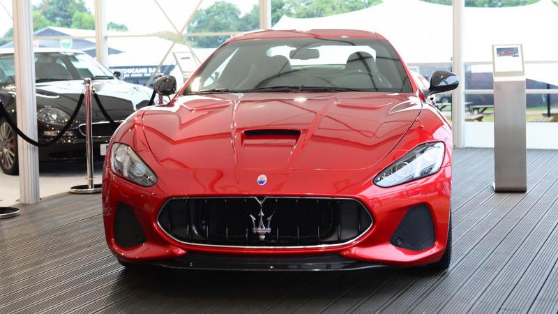 Maserati GranTurismo and GranCabrio updated for 2018