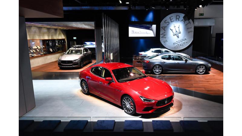 Frankfurt Auto Show 2017: New Maserati Ghibli unveiled