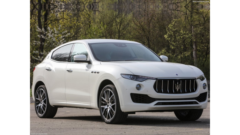 First Look Preview - 2017 Maserati Levante
