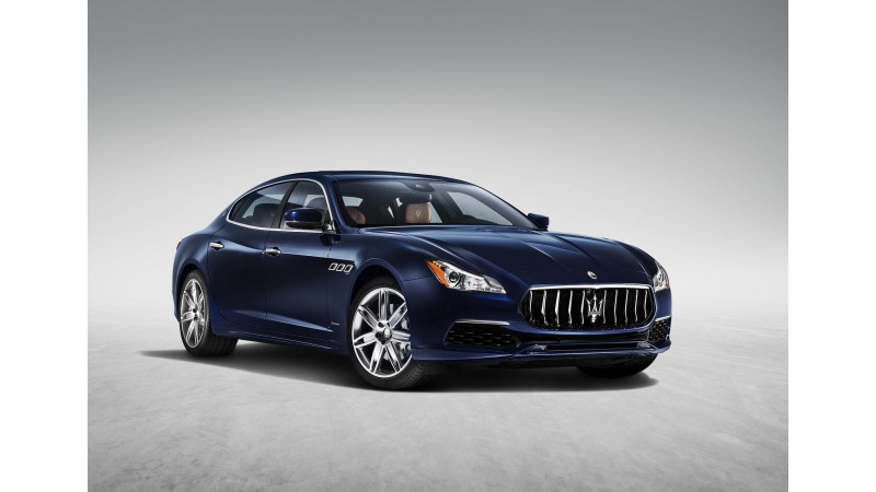 Maserati launches the 2018 Quattroporte GTS in India