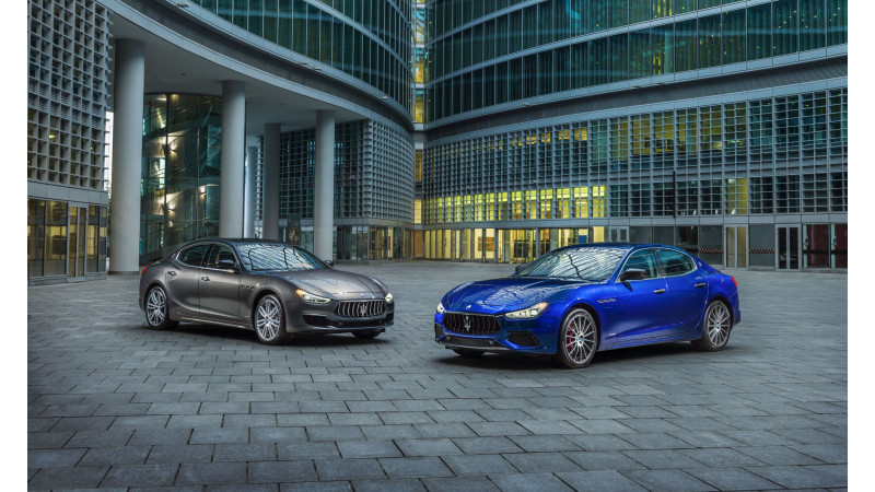 Maserati launches 2018 Ghibli in India at Rs 1.33 crores
