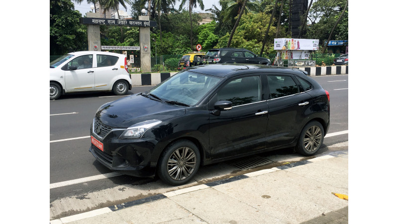 Six things you need to know about the Maruti Suzuki Baleno RS