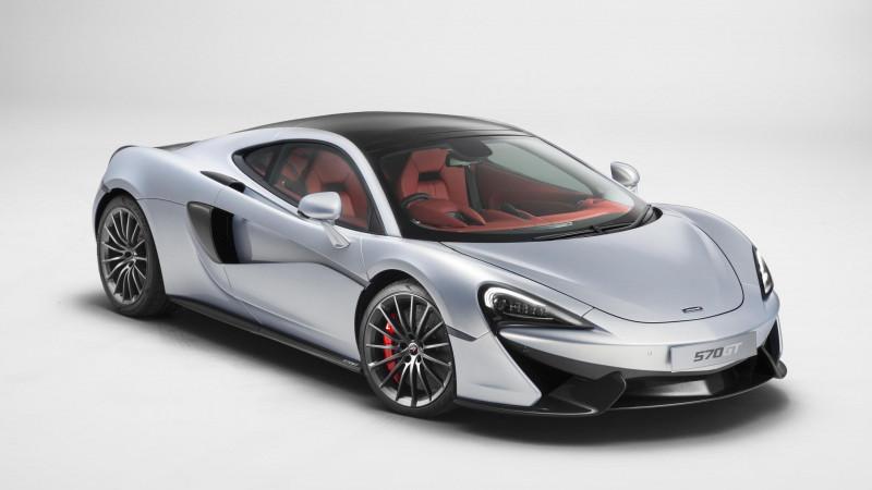 Second-gen McLaren Super Series models incoming