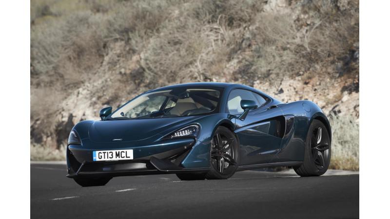 McLaren 570GT gets bespoke specification