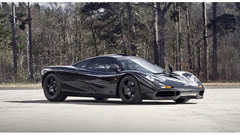 McLaren F1 chassis #069 up for sale