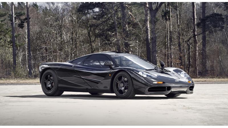 McLaren Special Operations building a three seat F1 successor?